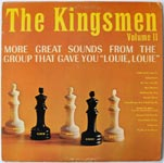 The Kingsmen - Volume 2