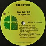 The Savage Rose - Your Daily Gift