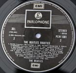 The Beatles - Rarities (UK)