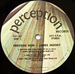 James Moody - Heritage Hum