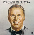 Frank Sinatra ‎- Portrait Of Sinatra: Forty Songs From The Life Of A Man