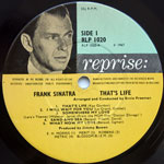 Frank Sinatra - That's Life
