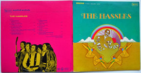 The Hassles - The Hassles