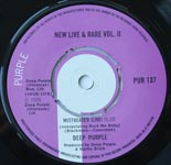 Deep Purple - New, Live & Rare Vol. II