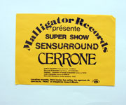 Cerrone - Cerrone IV: The Golden Touch