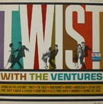 The Ventures - Twist with the Ventures