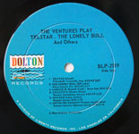 The Ventures Play Telstar and The Lonely Bull