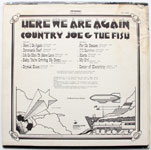 Country Joe And The Fish - Here We Are Again