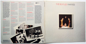 The Beatles - Rarities (US)