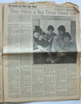 Philadelphia Daily News (10.05.1965) - The Beatles Let Their Hair Down