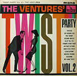 The Ventures - Twist Party Volume 2