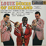 Louis Armstrong - Louie And The Dukes Of Dixieland