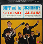 Gerry and the Pacemakers - Gerry and the Pacemakers Second Album