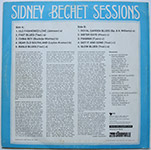 Sidney Bechet - Sessions