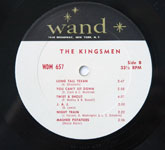 The Kingsmen - The Kingsmen In Person