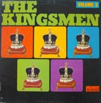 The Kingsmen - Volume 3