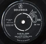 The Dave Clark 5 - Glad All Over / I Know You