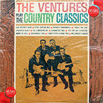 The Ventures - The Ventures Play The Country Classics