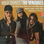 The Ventures - Wild Things!