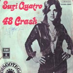 Suzi Quatro - 48 Crash / Little Bitch Blue