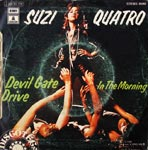 Suzi Quatro - Devil Gate Drive / In the Morning