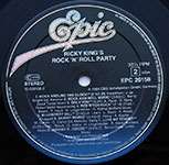 Ricky King - Ricky King's Rock 'N' Roll Party