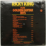Ricky King - Plays Golden Guitar Hits