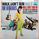 The Ventures - Walk, Don't Run, Vol. 2