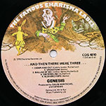 Genesis - …And Then There Were Three…
