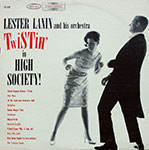 Lester Lanin And His Orchestra - Twistin' In High Society