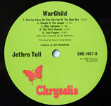 Jethro Tull - War Child