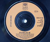 Stars on 45 - Beatles Medley