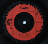 Slade - Merry Xmas Everybody / Don't Blame Me