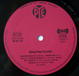 The Kinks - Kinks Pop Chronik 1
