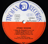 Atomic Rooster - Atomic Roooster + Death Walks Behind You