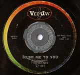 The Beatles - Please Please Me / From Me To You