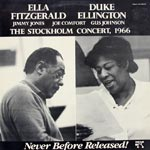 Ella Fitzgerald & Duke Ellington - The Stockholm Concert, 1966