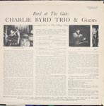 The Charlie Byrd Trio (& Guests) - Byrd At The Gate