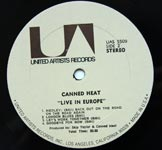 Canned Heat - Concert Live in Europe