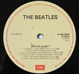 The Beatles - The Beatles in Italy
