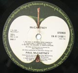 Paul McCartney - McCartney