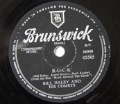 Bill Haley and his Comets - The Saints Rock 'n' Roll / R-O-C-K