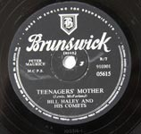 Bill Haley and his Comets - Rip It Up / Teenager's Mother