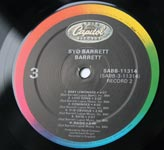 Syd Barrett - The Madcap Laughs / Barrett