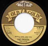 The Troggs - Wild Thing + сингл Wild Thing/With A Girl Like You