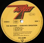 Frank Zappa and The Mothers of Invention - Over-Nite Sensation
