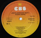 Frank Zappa - Joe's Garage. Act 1