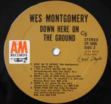 Wes Montgomery - Down Here on the Ground