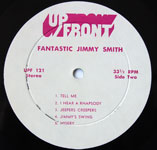 Jimmy Smith - Fantastic Jimmy Smith