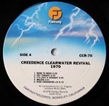 Creedence Clearwater Revival 1970 - Cosmo's Factory / Pendulum